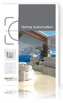 Catalogue Home Automation - inprojal